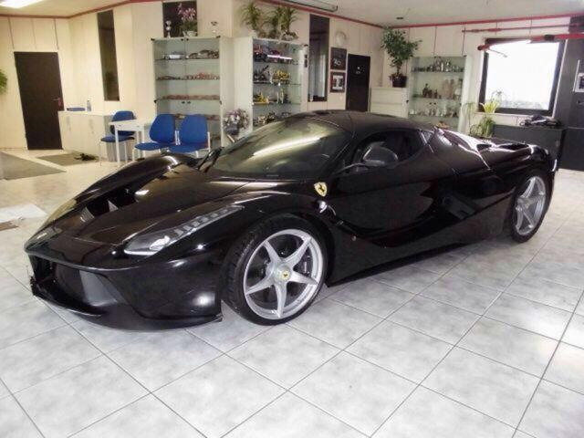 Ferrari LaFerrari on sale in Dubai (Image via dubizzle)
