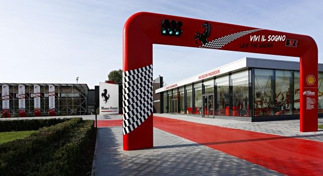 ferrari opens its museum to everyone online. Black Bedroom Furniture Sets. Home Design Ideas