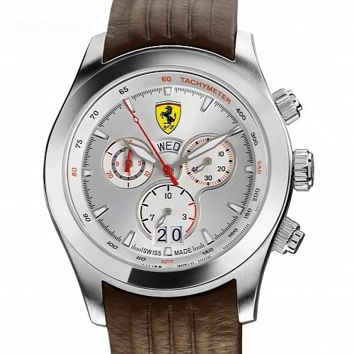 Ferrari Paddock Chronograph series