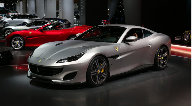 Different Ferrari Models >> Ferrari introduces new weight-saving measures with Portofino