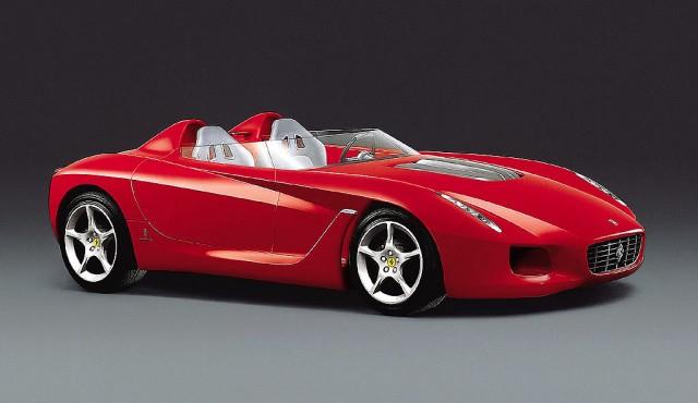 Ferrari Enzo Designer Unveils Limited Edition Supercar