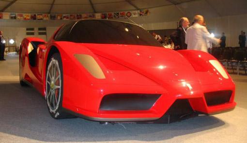 Ferrari unveils eco-friendly FXX Millechili study