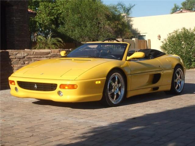 1999 Ferrari F355 Spyder