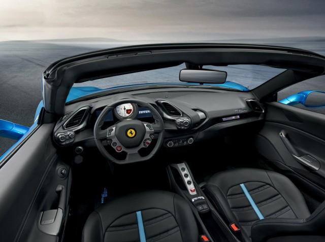 Ferrari 488 Spider 2015 Frankfurt Auto Show Live Photos Video