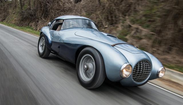 1950 Ferrari 166M/212 Export Uovo