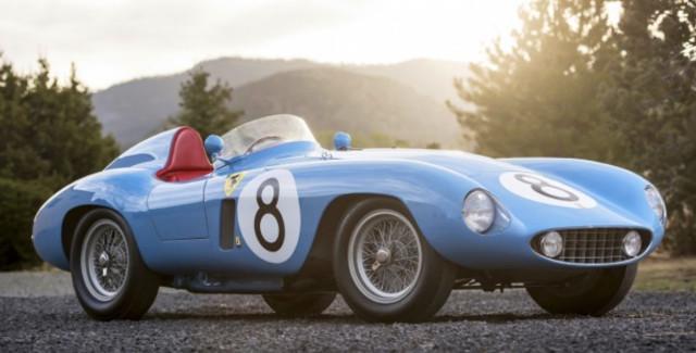 1955 Ferrari 500 Mondial SII Spider