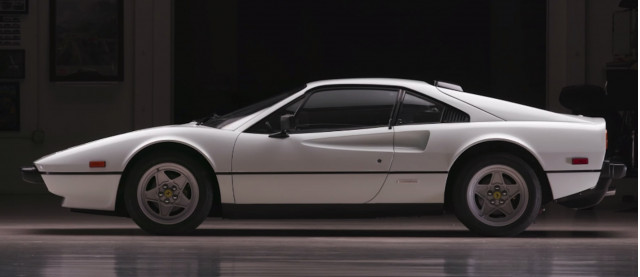 1984 Ferrari 308 GTB on Jay Leno's Garage