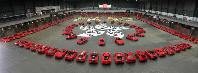 Ferrari's 30 years in Hong Kong celebration