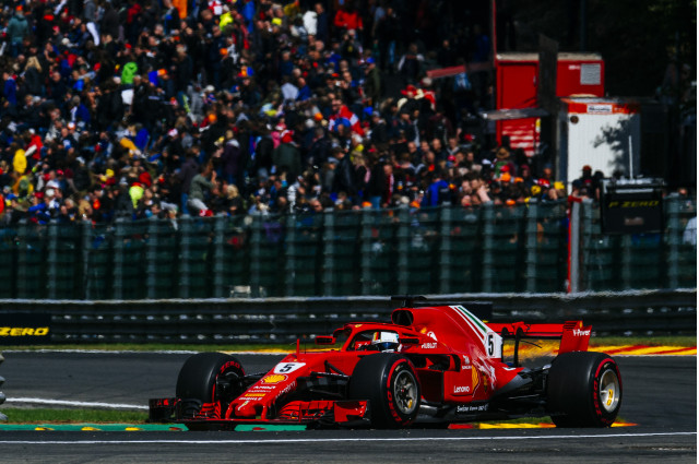 ferrari reclaims spa record with f1 race car best tech magazine tech news. Black Bedroom Furniture Sets. Home Design Ideas