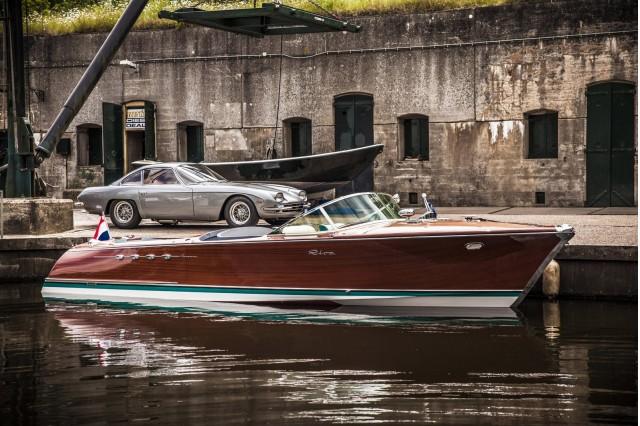 Ferruccio Lamborghini's 1968 Riva Aquarama