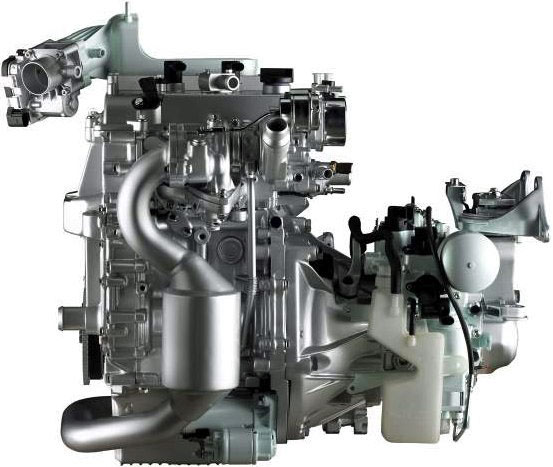 Fiat 900cc TwinAir engine, to be introduced for Fiat 500 at 2010 Geneva Motor Show