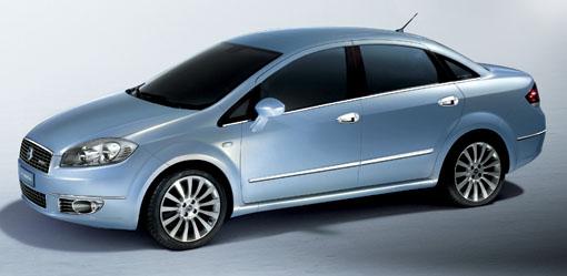 Announces Mid Size Linea Sedan