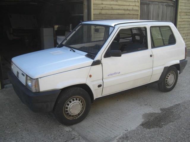 Fiat Panda Elettra for sale on eBay