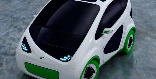 Fiat Phylla Concept Previews New Topolino Electric Minicar