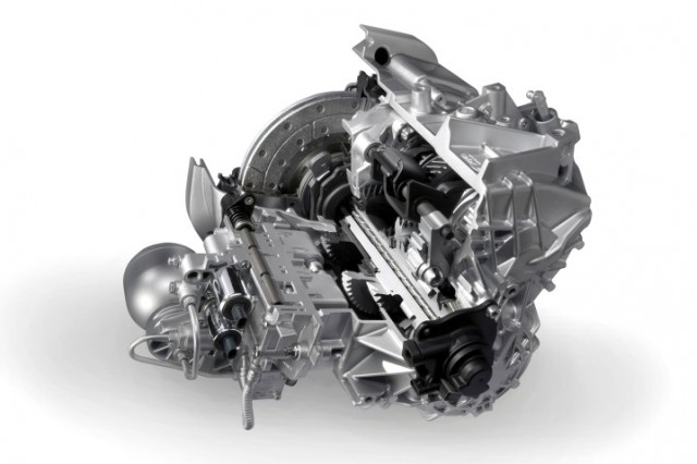 Fiat Group Dual Clutch Transmission Set For U.S. Market ...