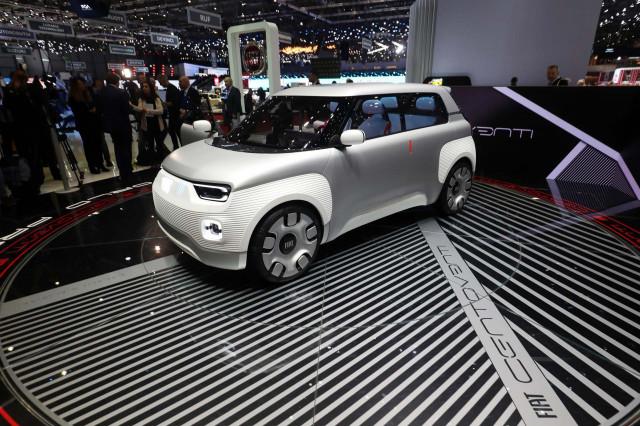 Fiat Concept Centoventi concept