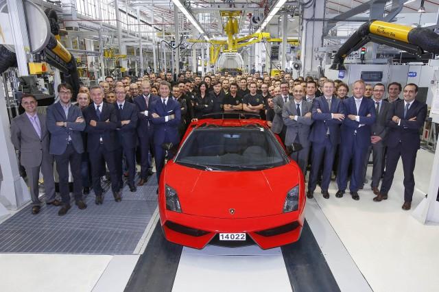 final Lamborghini Gallardo