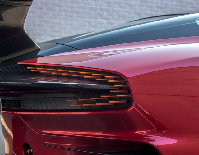 First Aston Martin Vulcan delivered in the United States