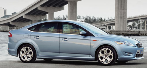 """First """"official"""" Ford Mondeo concept images"""