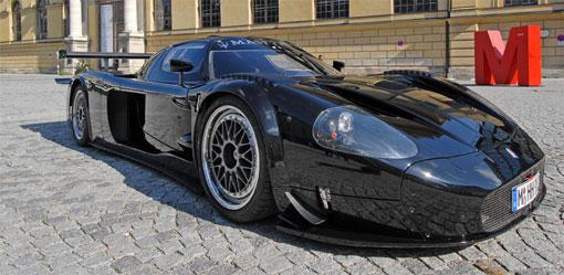 Car Auction Sites >> First Road-Legal Maserati MC12 Versione Corse On Sale