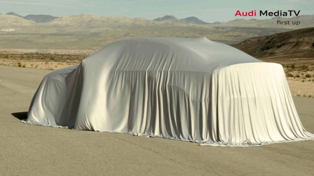 First teaser for 2014 Audi A3 Sedan