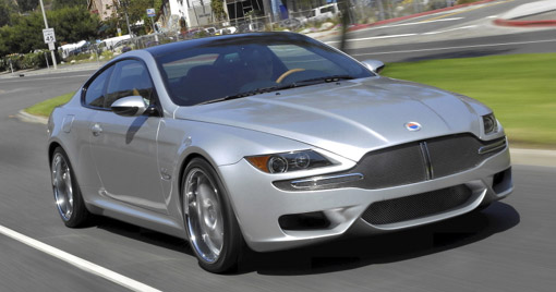 Fisker Developing New Plug In Hybrid Sports Car