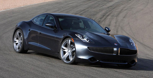 The Fisker Karma plug-in hybrid will cost $87,900 and start delivery in November