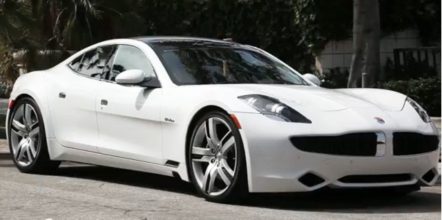 Dealer Takes 2012 Fisker Karma For A Spin: Video