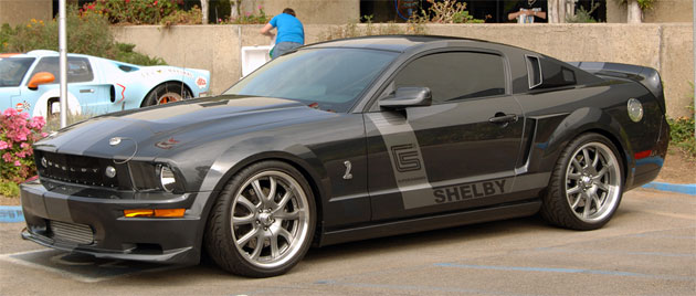 The Shelby CS8 gets a helping hand from Roush for SEMA