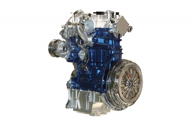 Ford 1.0-liter EcoBoost three-cylinder gasoline engine