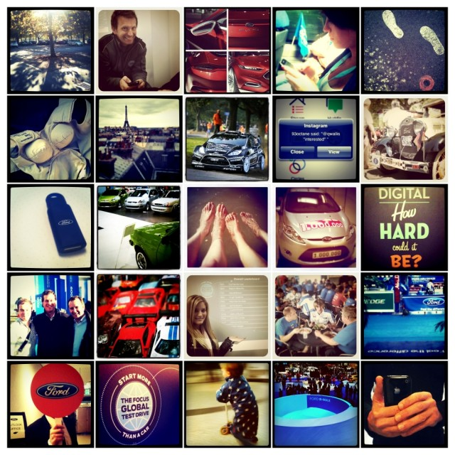 Ford and Instagram #Fiestagram Photo Competition