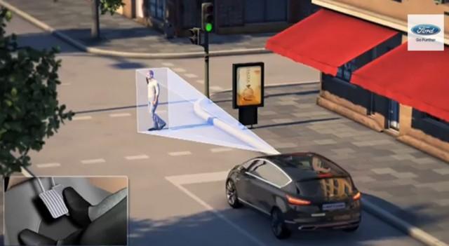 Ford autonomous car technology