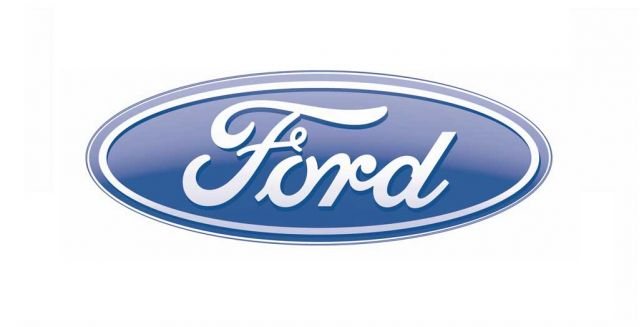 Ford Blue Oval Logo