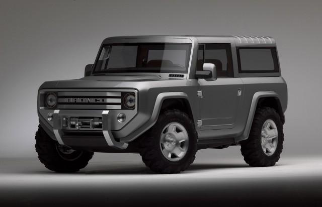 2020 Ford Bronco Confirmed By Uaw Deal Ranger Pickup Timeline Set