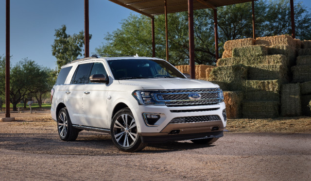 2020 Ford Expedition Vs 2020 Lincoln Navigator The Car