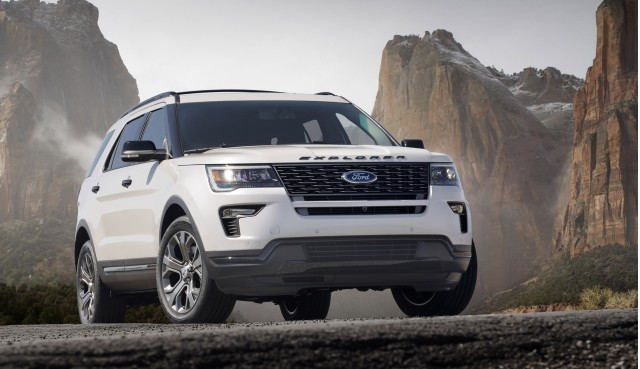Ford recalls more than half a million newer F-150, Explorers and other vehicles