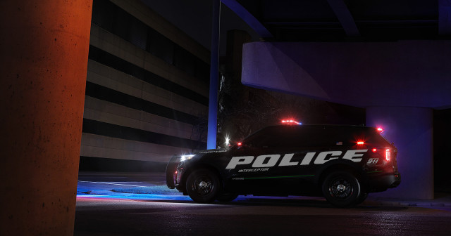New Ford Police Interceptor