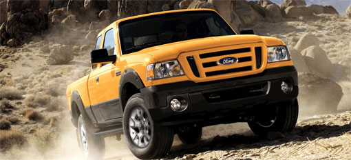 Ford extends Ranger beyond 2009, pushes F-150 for workplaces