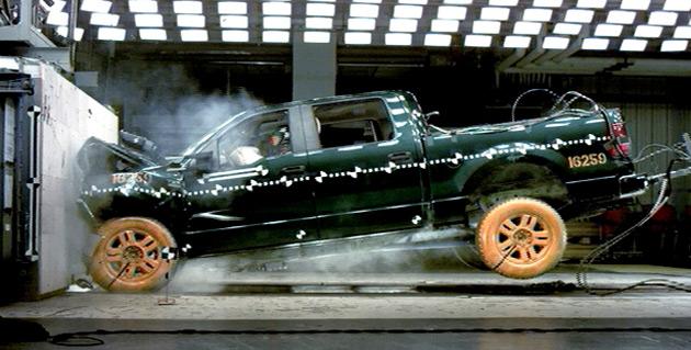 Ford F Crash Test M