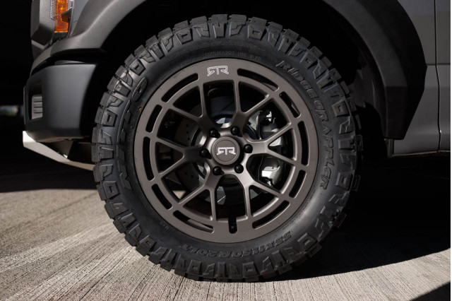 600 Plus Horsepower Ford F 150 Rtr Concept Truck Unveiled