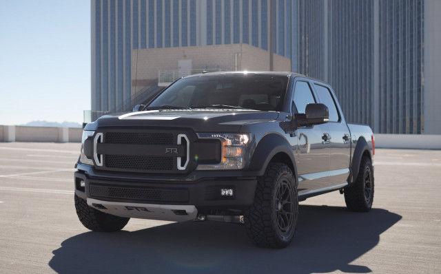 2019 Ford F-150 RTR performance pickup coming soon