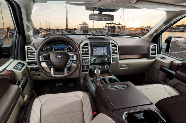 Ford F-150 Limited: more power, more luxury