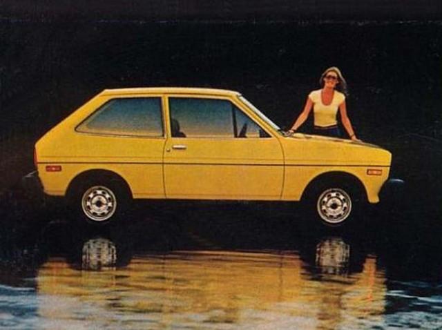 Guilty Pleasure: Ford Fiesta Mark I