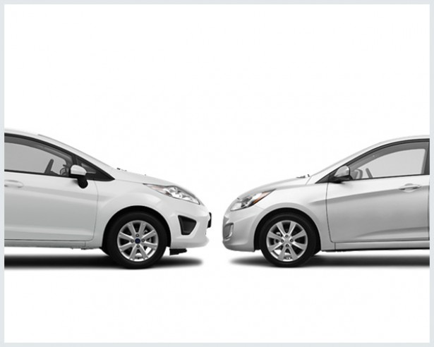 Ford Fiesta Vs. Hyundai Accent