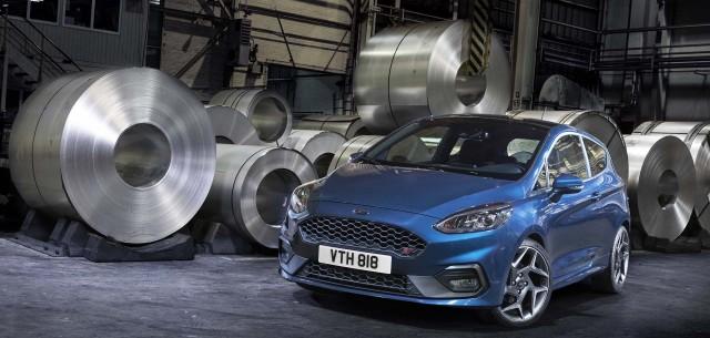 New Ford Fiesta ST