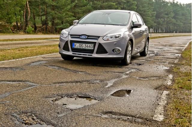 Ford Focus development