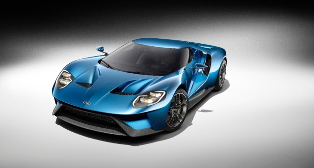 New Ford GT 2015 Detroit Auto Show & 2015 NACOTY Ford GT Supercar 2016 Chevy Volt: Whatu0027s New @ The ... markmcfarlin.com
