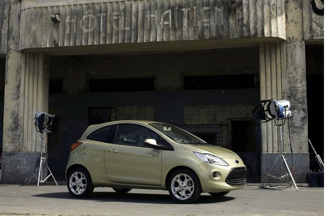 Ford Ka Quantum of Solace
