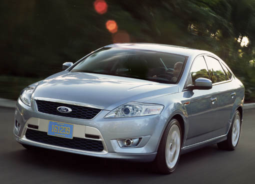 Ford Mondeo production starts in Belgium