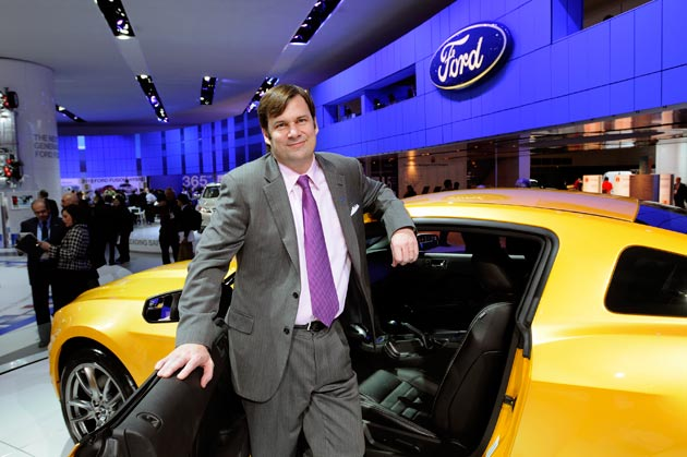 Ford Motor Company Named 'Marketer Of The Year'